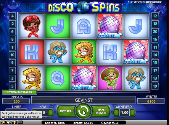Beste kasinoene for spilleautomater med høye spillegrenser